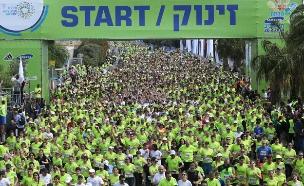 מרתון תל אביב (ארכיון) (צילום: רונן טופלברג)