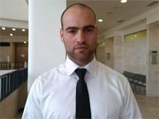 """עו""""ד אסף גונן (צילום: חדשות 2)"""