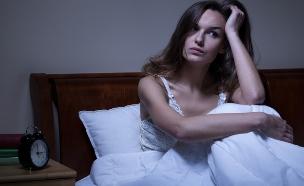 בעיות שינה (צילום: ShutterStock)