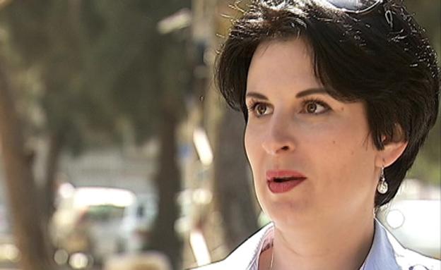 מצאה עצמה תחת חקירה. מריה גרוס (צילום: חדשות 2)