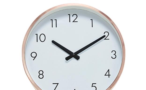 שעון קיר (צילום: hübsch )