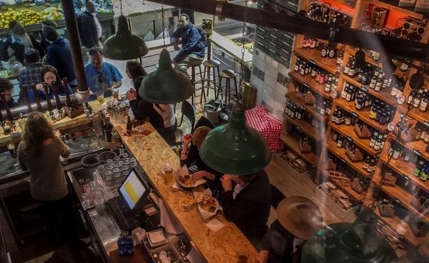 ביר בזאר ירושלים (צילום: אנטולי מיכאלו,  יחסי ציבור )