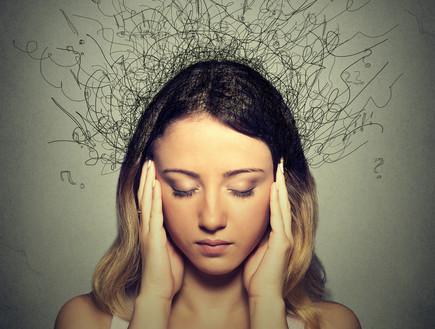מחשבות אובססיביות (צילום: Shutterstock)