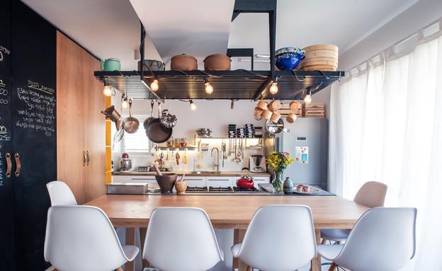 אפרת מידן, מטבח (צילום: אורן בירן)