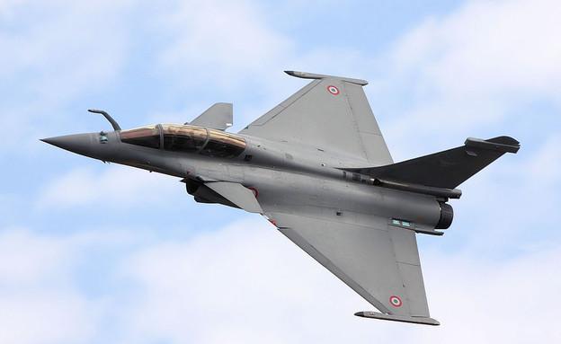 נושאת המטוסים שארל דה גול (צילום: ויקיפדיה)