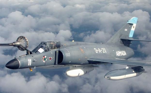 נושאת המטוסים שארל דה גול (צילום: חיל הים הצרפתי)