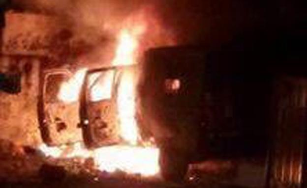 ילופי אש בין כוחות הביטחון לחמושים פלסטינים,קלנדיה