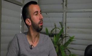 אלקנה אלון בראיון ראשון (צילום: מתוך אנשים, שידורי קשת)