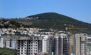 בנייה בעפולה (צילום: ניל כהן)