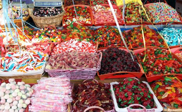 ממתקים (צילום: עודד קרני)