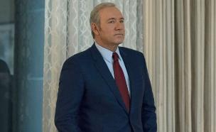 """קווין ספייסי ב""""בית הקלפים"""" (עונה 4) (צילום:  יחסי ציבור )"""