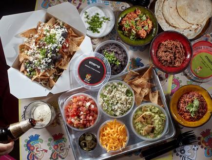 מקסיקנה ארוחה זוגית