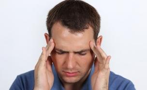 כאב בפנים (צילום: Andrey Arkusha, Shutterstock)