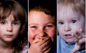 פרסי ילד עם מחלה נדירה (צילום: samebutdifferentcic)