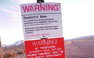 אזור 51, נבדה (צילום: Dan Callister, GettyImages IL)