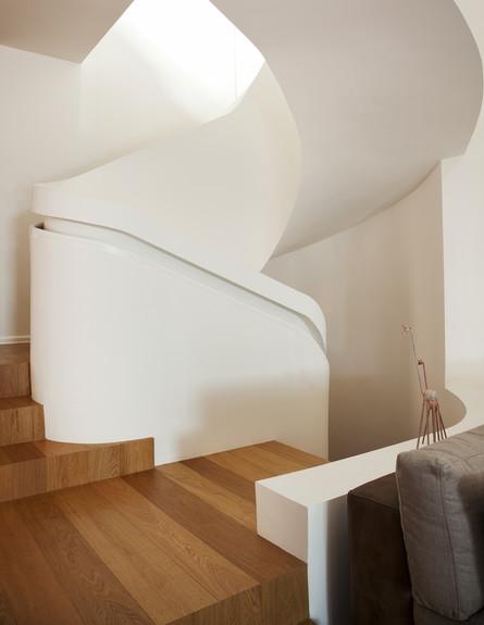 בית בנס ציונה, מדרגות גובה
