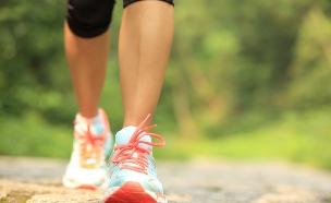 הליכה (צילום: lzf, Shutterstock)