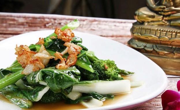 סושיאל קלאב ירוקים תאילנדיים של יריב מלילי (צילום: מיטל סולומון,  יחסי ציבור )