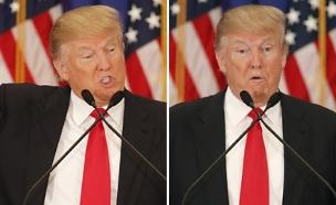 צפו: הפנינים של טראמפ (צילום: רויטרס)