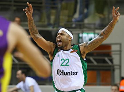 ניצחון מרשים לירוקים (מנהלת הליגה) (צילום: ספורט 5)