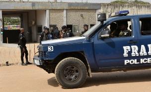 מתקפת טרור בחוף השנהב (צילום: טוויטר)