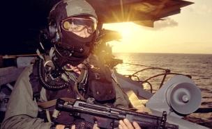 לוחם ביחידת הקומנדו (צילום: Greg Mathieson/Mai, GettyImages IL)