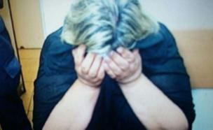 הסייעת החשודה בהתעללות (צילום: יעקב הרצקוביץ)