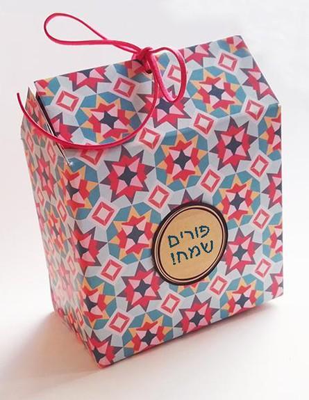 קופסה (צילום: אושרית בן גל)