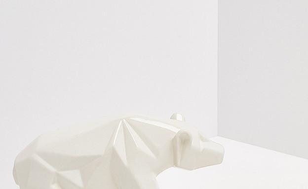 בעלי חיים04, פסל דב (צילום: עדיקה)