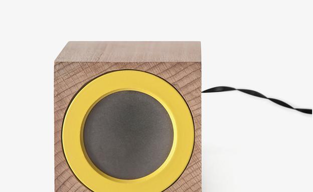 צבע06, מנורת שולחן (צילום: Mopu)