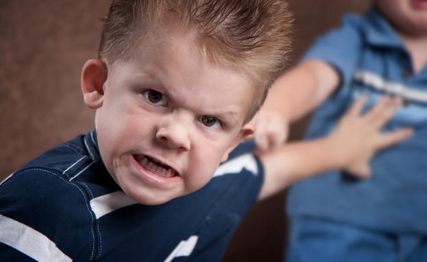 התקף זעם (צילום: Cresta Johnson, Shutterstock)