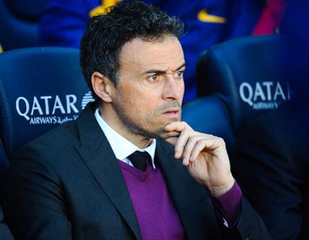 כמה זמן לואיס אנריקה יישאר בברצלונה?