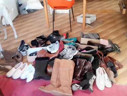 קון מארי - קטגוריה נעליים