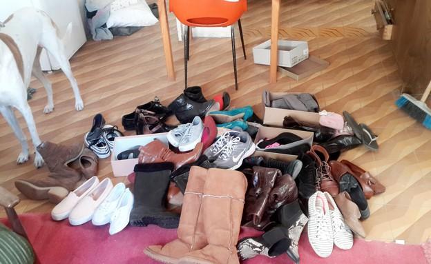 קון מארי - קטגוריה נעליים (צילום: קליה מור)
