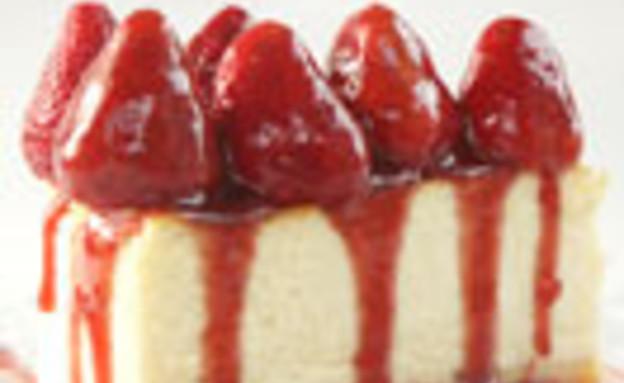 עוגת גבינה עם תותים של עמיר אילן (יח``צ: דניאל לילה,  יחסי ציבור )