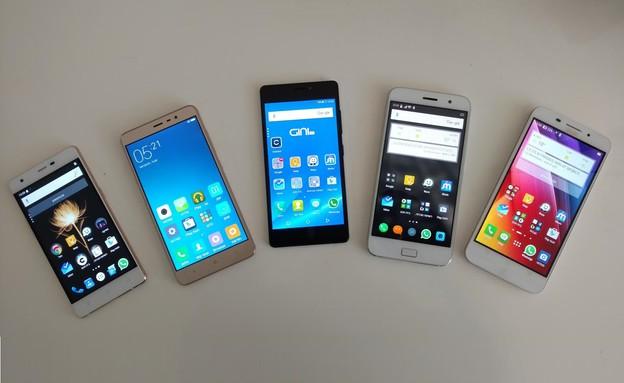 סמארטפונים זולים (צילום: צחי הופמן, NEXTER)