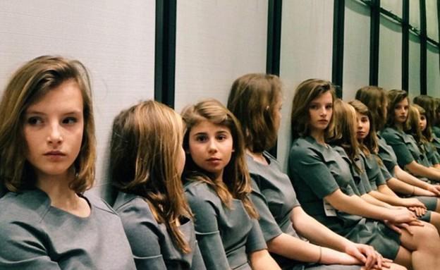 כמה בנות (צילום: טיזיאה וורגרי)