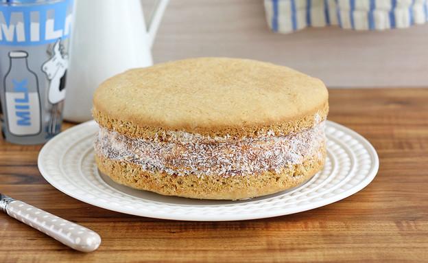 עוגיית אלפחורס ענקית (צילום: ענבל לביא, אוכל טוב)