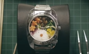 שעון בנטו (צילום: youtube)