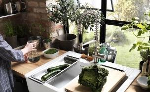אביזרים למטבח, קרש חיתוך (צילום: יחצ איקאה)