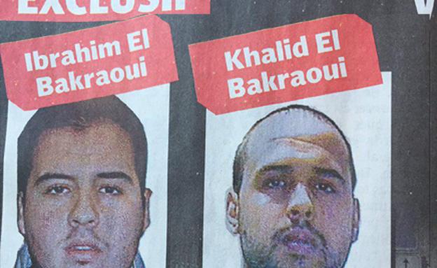 תמונות המחבלים המתאבדים בעיתונות המקומית