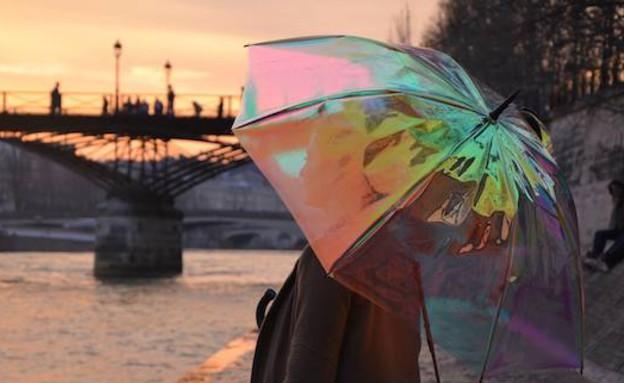 מטרייה בלתי נשכחת (צילום: מתוך קיקסטארטר)