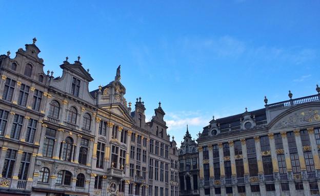 בריסל, בלגיה (צילום: ניר סלונים, mako חופש)