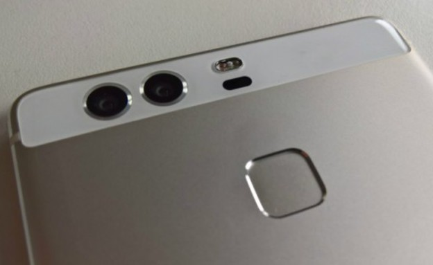 סמארטפון וואווי P9 עם מצלמה אחורית כפולה (צילום: וואווי)