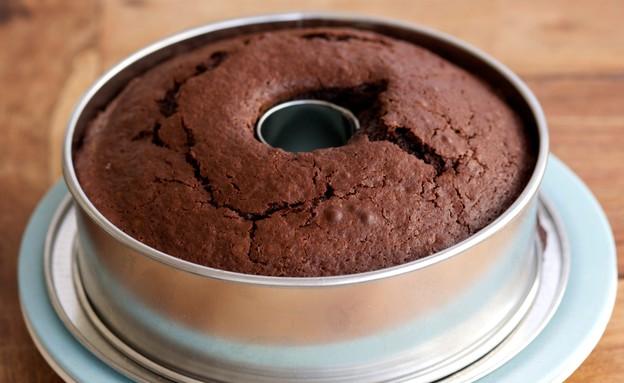 עוגת שוקולד רכה - רינג (צילום: קרן אגם, אוכל טוב)