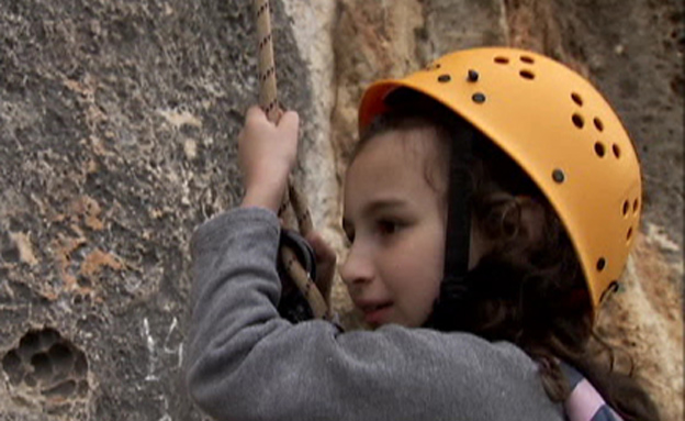 צפו: הילדים שלא מפחדים מסנפלינג (צילום: חדשות 2)