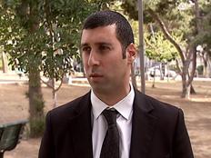 """עו""""ד אלעד פלג (צילום: חדשות 2)"""