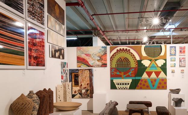 אמנים ישראלים מוכרים יותר ופחות (צילום: רווית תורכיה)