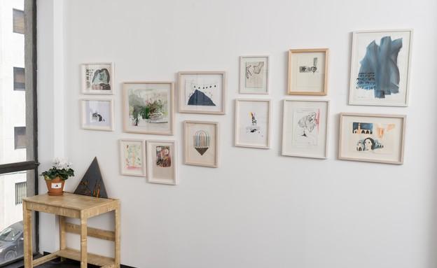 הגלריה מייצגת ומנהלת את האמנים באופן שוטף (צילום: יובל חי)