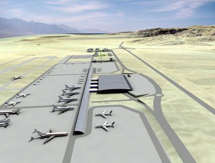 שדה תעופה תמנע